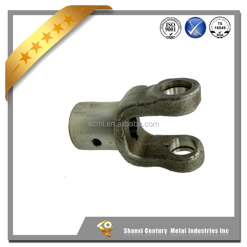 Hot sale Agricultural Machinery Transmission Shaft Tube yoke for PTO shaft