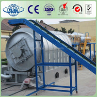 Waste Tire Recycling Production Line Price small capacity