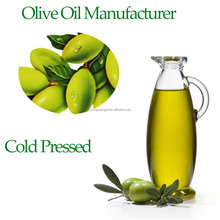 Cold pressed 100% natural pure massage olive oil extra virgin