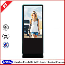 "32"" wholesale 2 pcs/lot kiosk in malaysia digital signage system digital displays advertising LED LCD display"