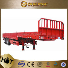 CIMC drop-side trailer axles and parts