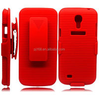 new product hard case holster kickstand belt clip case for Samsung galaxy S2 I777