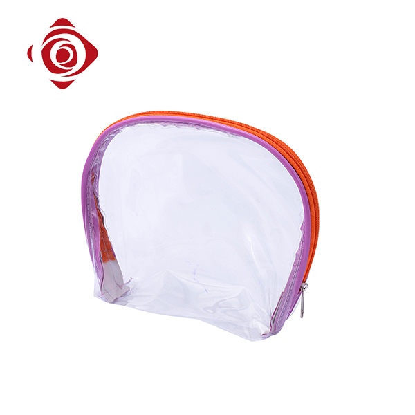 Factory supply makeup mini inner packing clear pvc cosmetic bags