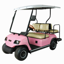 Price 4 seats electric garden golf cart (LT-A2+2)