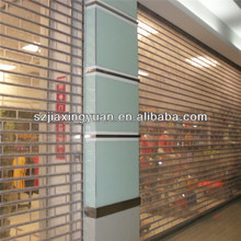 Security Customized Full Polycarbonate Shutter