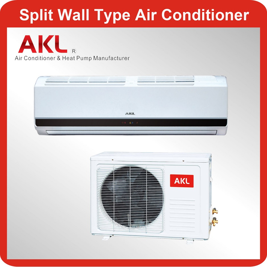 Inverter wall hanging air conditioner 9000btu 12000btu 18000btu