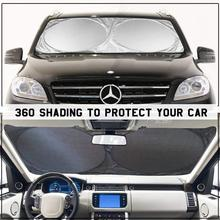 Car Sun Shade Windshield Cute Sunshade