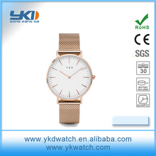 international brand and 24k gold quartz watches