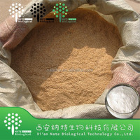 GMO factory High quality Rice shell extract Ceramide 10% powder 100403-19-8 manufactures