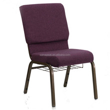 High quantity padded church Chairs wholesale cheap price theater chair