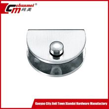 Excellent quality glass panel stainless glass fence clamp