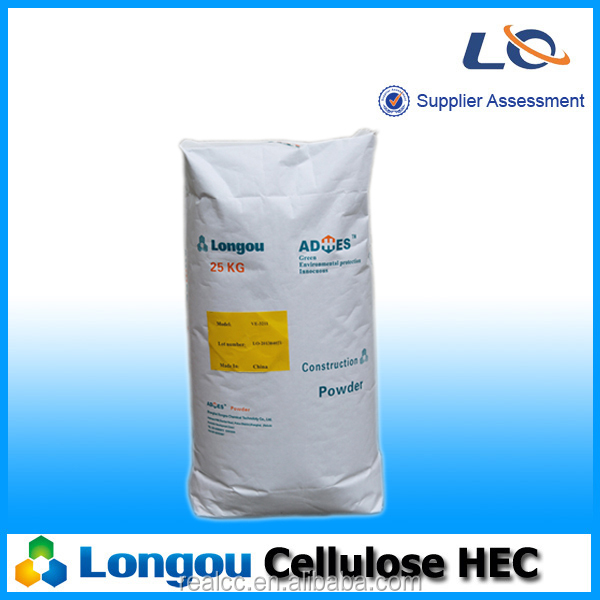Business industrial hydroxyethyl hec thickener for building construction/paint/drilling mud