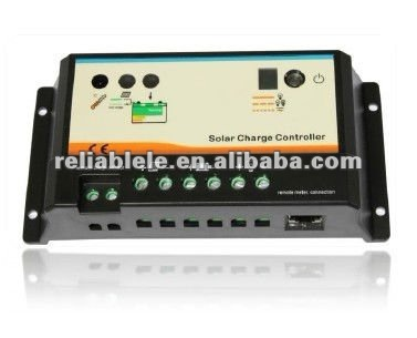 solar battery charger controller