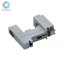 Precision connector mould mold components