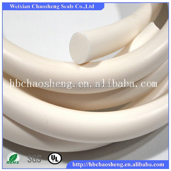 Accept OEM white edge rubber protective strip