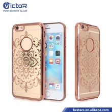 Hot brand name mobile accessories cover case for iPhone 6s
