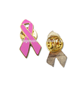Breast Cancer Awareness Pink Ribbon Pin Badge Enamel Custom Pin Badge Pin Marker