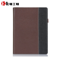 latest arrival Blank sublimation printing wallet pu leather phone case for ipad mini 4