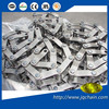 welded steel link chain from China with ISO9001:2008 certified