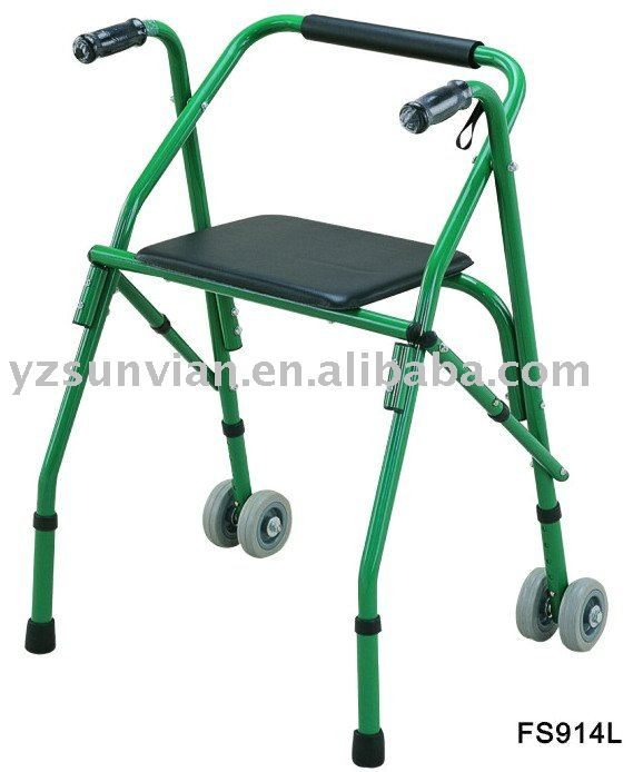 high quality convenient disability foldable walking aids