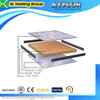 Anti-static wood core partical board chipboard panel raised floor system