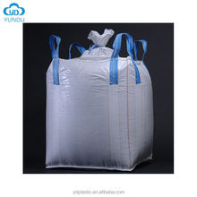 Big strong plastic PP woven bag/sack pp baffle bulk bag, UV treated/jumbo bag/super sack