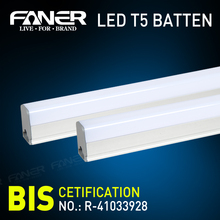 led t5 tube, $2.42 100lm/W,CRI80, Aluminum and PC led tube T5