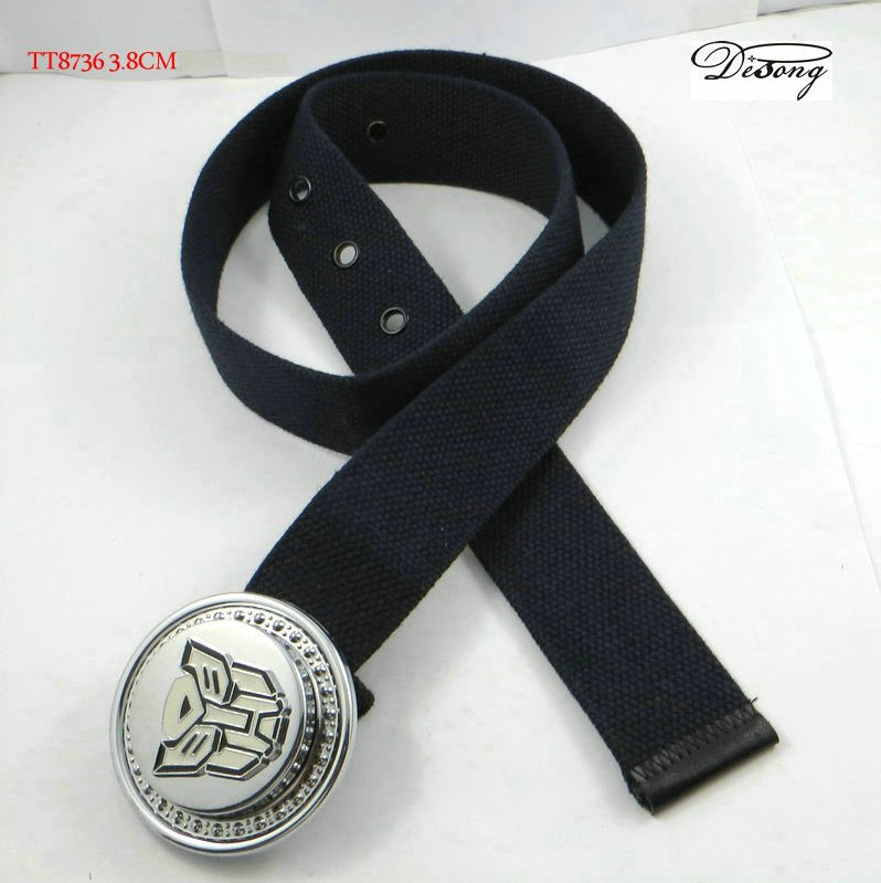 TT8736 belts wholesale 2014 men's canvas waist belt