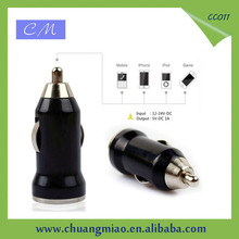 Single USB Car Charger for iPhone 6 5 Charger android tablet Car usb charger