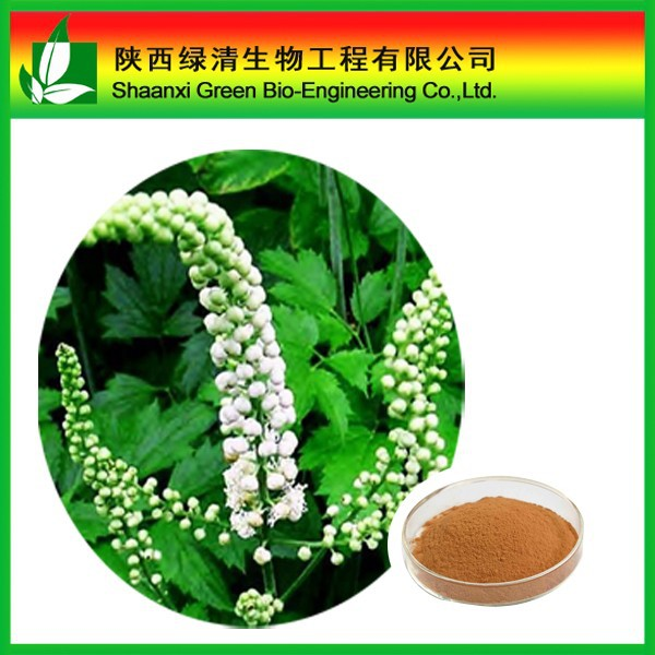 Black cohosh P.E. Triterpenoid Saponin 2.5% HPLC