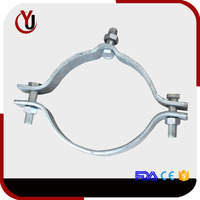 cable metal hold hoop
