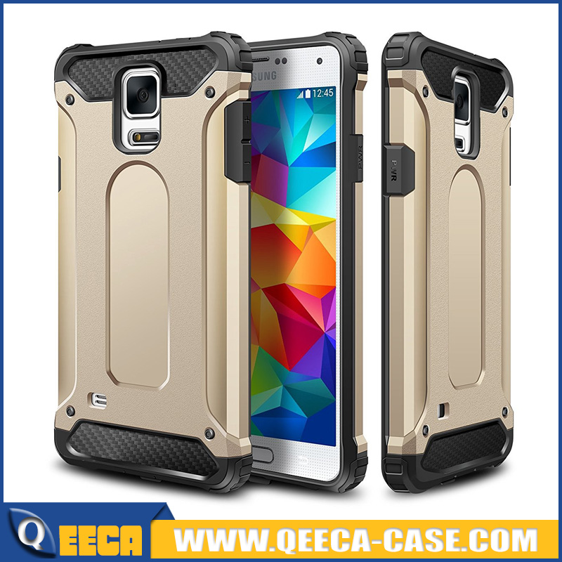 For Samsung Galaxy S3 S4 S5 Hard phone Case PC TPU Back cover Slim Rugged Hybrid Dual Layer Armor Protective Shockproof for S3