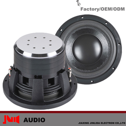 High Performance 3inch 4layers High Temp Voice Coil 1000w 10inch best car powered subwoofer