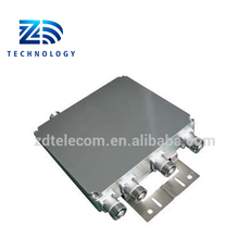 380-960/1710-1880/1920-2170/2300-2700MHz Combiner Quad Band Combiner 4In 1Out RF Passive Combiner