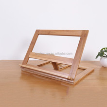popular foldable design desk organizer, adjustable laptop book holder,suitable for magazine and PC