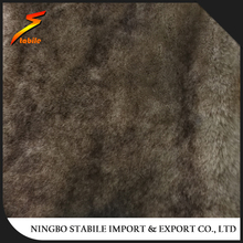 STABILE high quality discount faux mink fur fabrics