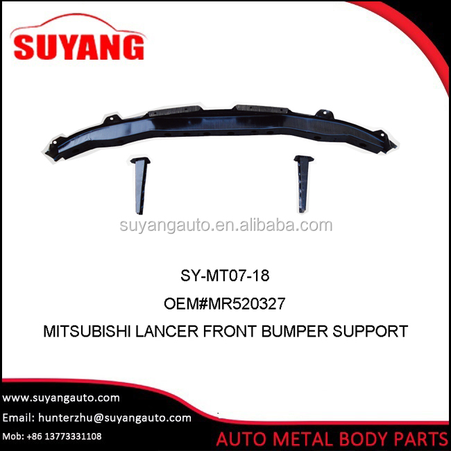 Car accessories Front bumper for Mitsubishi Lancer Auto Body Parts