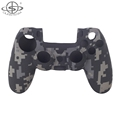 Silicone Case Cover for PS4 for Playstation 4 Controller Army Camo Skin
