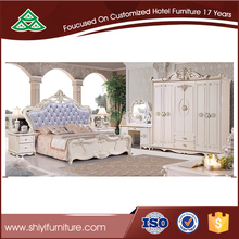 XSY quality assurance time proof european style kids bedroom furniture sets cheap