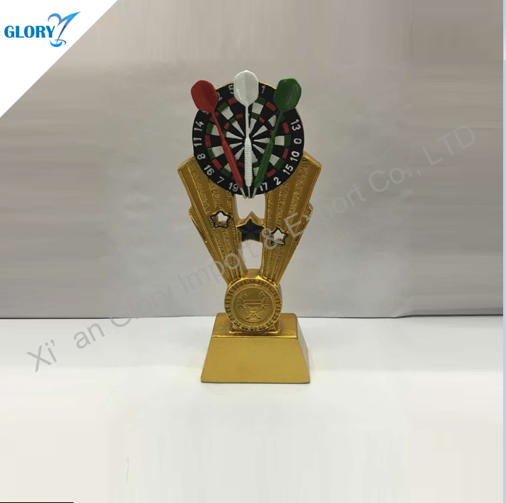Wholesale Funny Darts Awards and Trophies for Club Souvenir