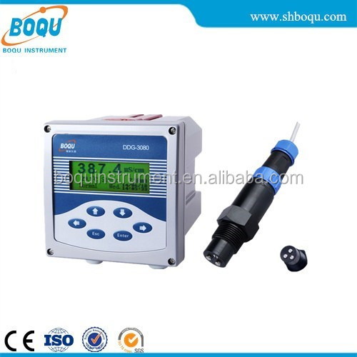 DDG-3080 online conductivity monitor for power plant application