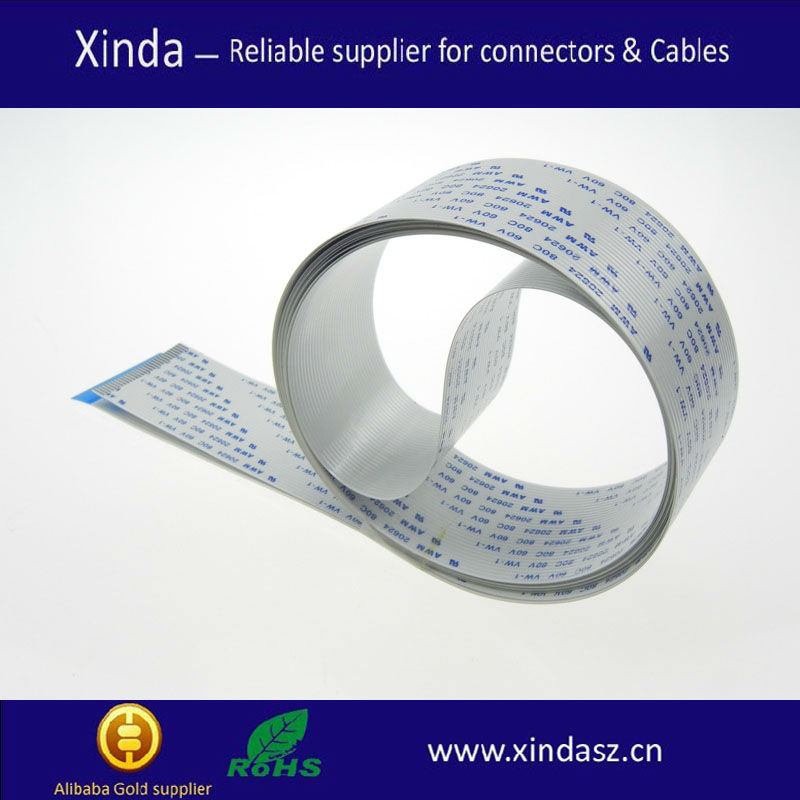Customized fiber optic assembly(flexible flat cable) For Large printer