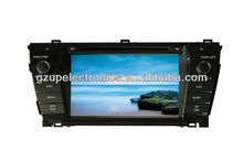 7 inch HD left-hand-drive TOYOTA COROLLA 2014 DVD PLAYER with GPS