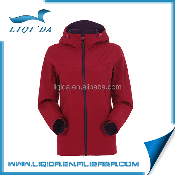 Outdoor wear functional windproof warm men softshell new style jacket