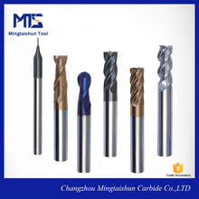 wooden use coated forming end mill