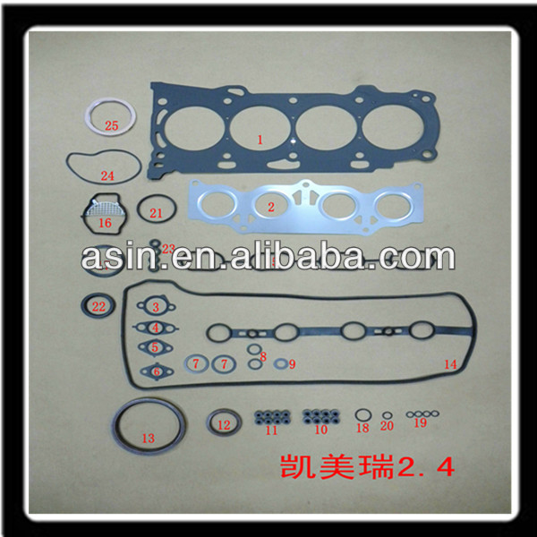 Auto Engine Head Gasket For TOYOTA CAMRY 2AZ ACV40 OEM 04111-28820