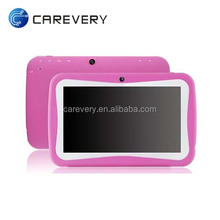 Nice Design KIDS Android Tablets PC WIFI Webcams 5.1 Quad Core Education Tablet PC 7 Inch