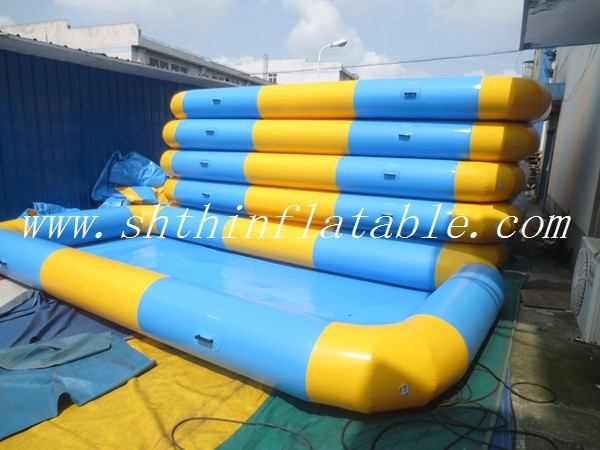 kids funny inflatable swimming pool for sale