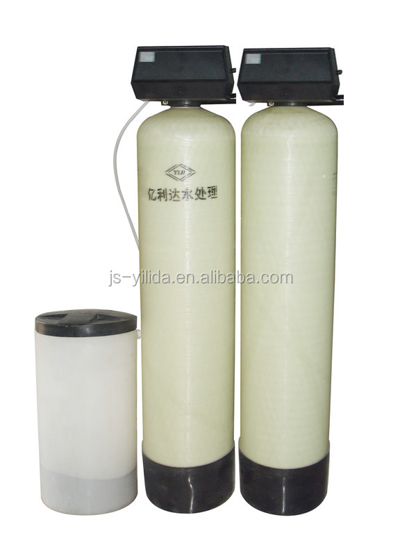 water softener for bathroom