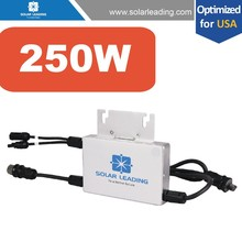 High efficiency solar panel micro inverter also called micro power inverter, for us market